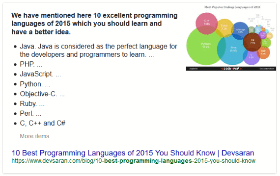 best-web-programming-language